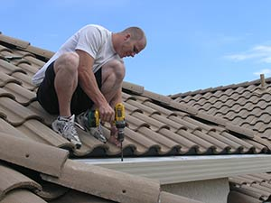 We repair gutter systems too!