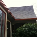 "5"" Ogee or K Style Seamless Gutters"