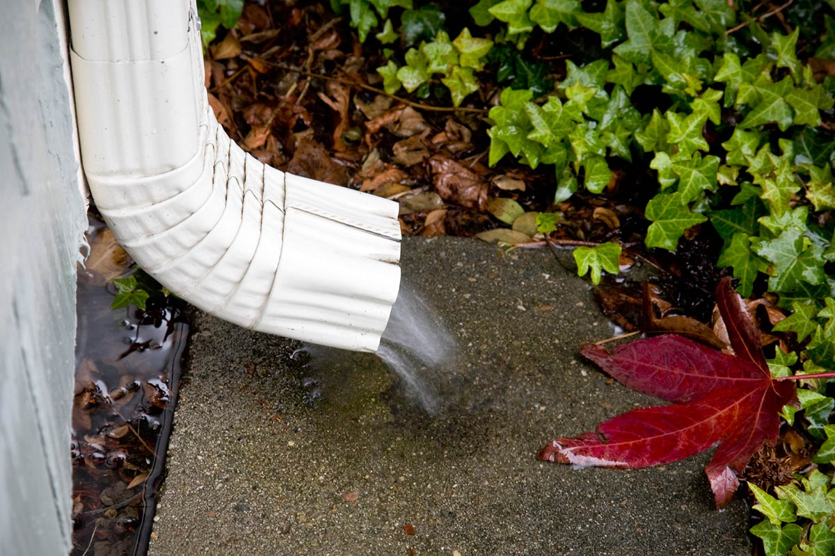 Downspouts For Rain Gutters All About Gutters And Awnings