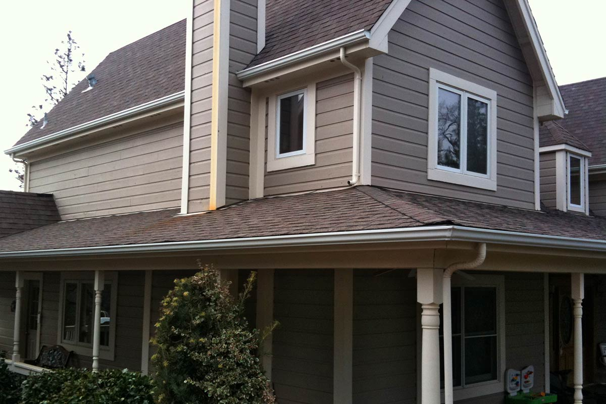 5 Ogee Or K Style Seamless Gutters With 3 Round